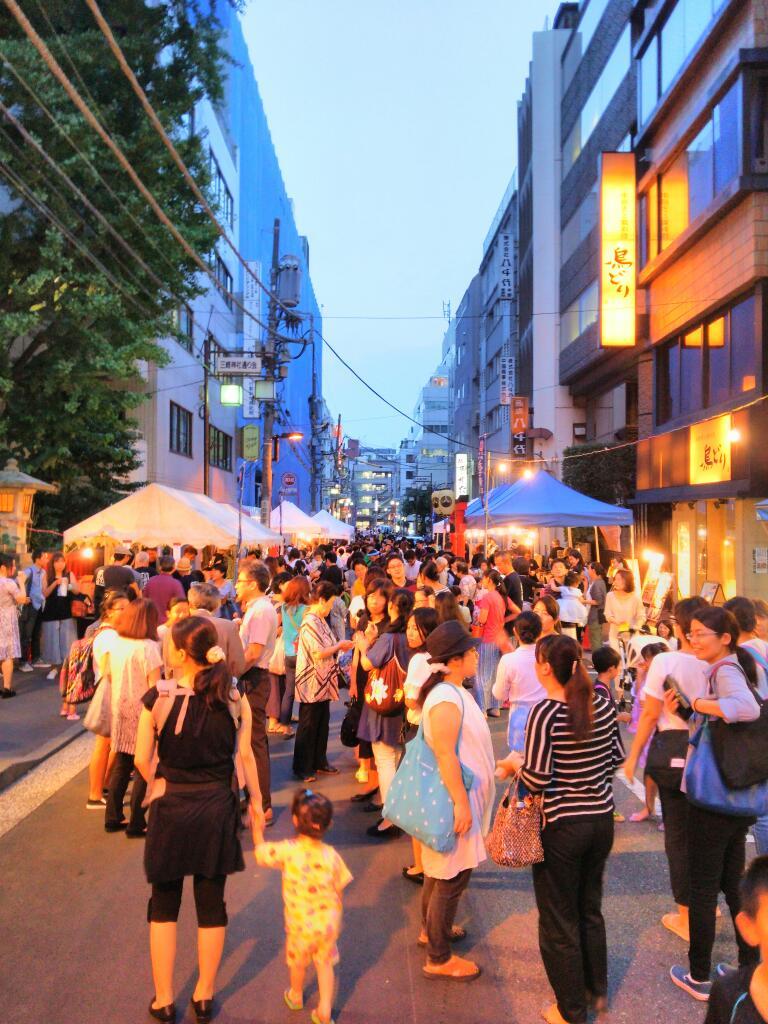 三崎神社縁日2015