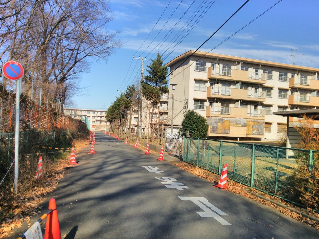東京にもあるゴーストタウン
