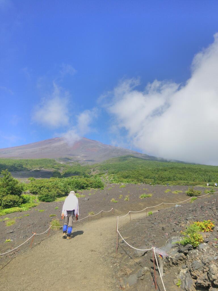 富士山2回目