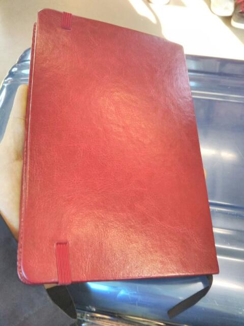遠くまで来たノートブック