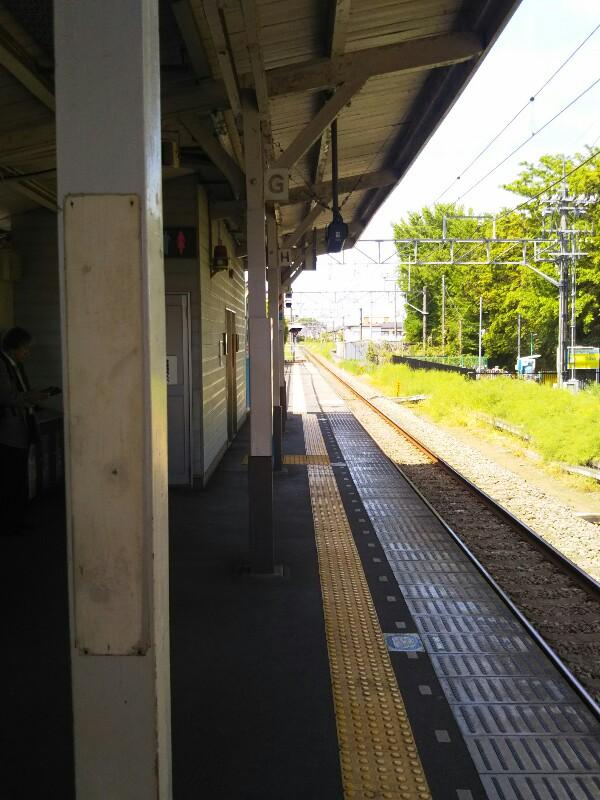 西武線青梅街道駅