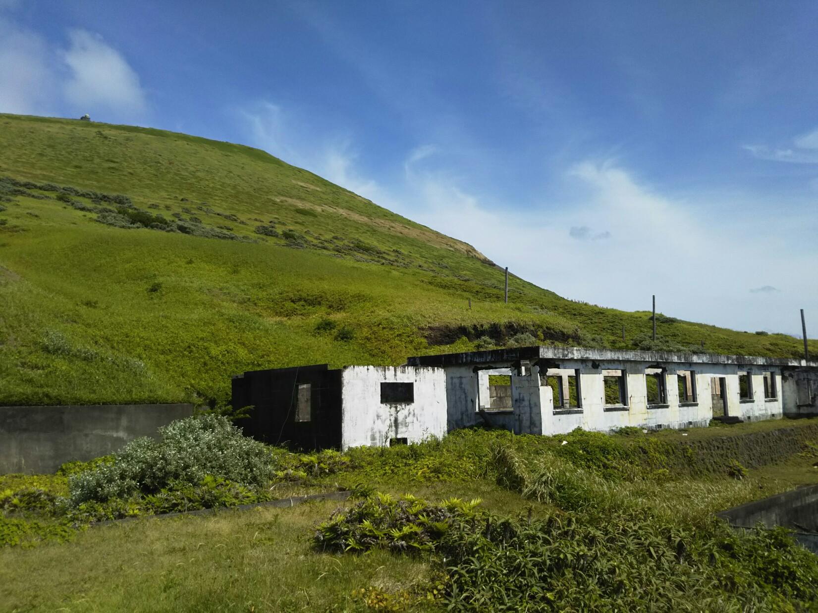 鳥島キャンプ