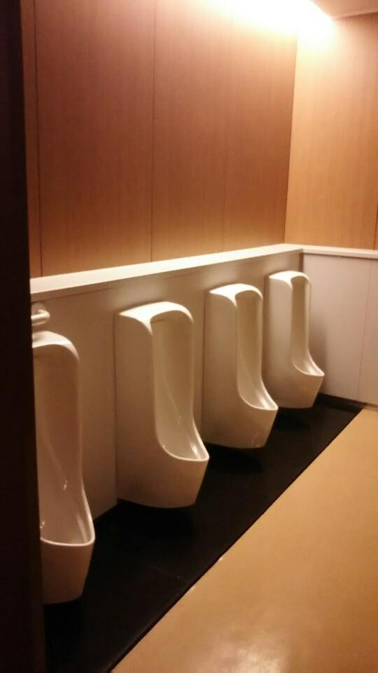JAビルカンファレンスのトイレ
