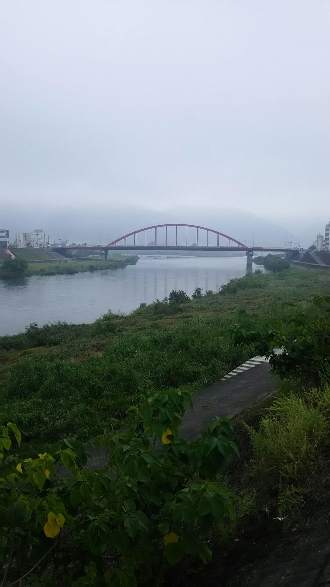 三つの川の合うところ