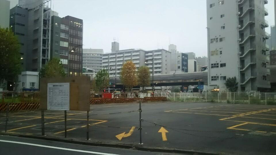 九段下ビルの建設開始か