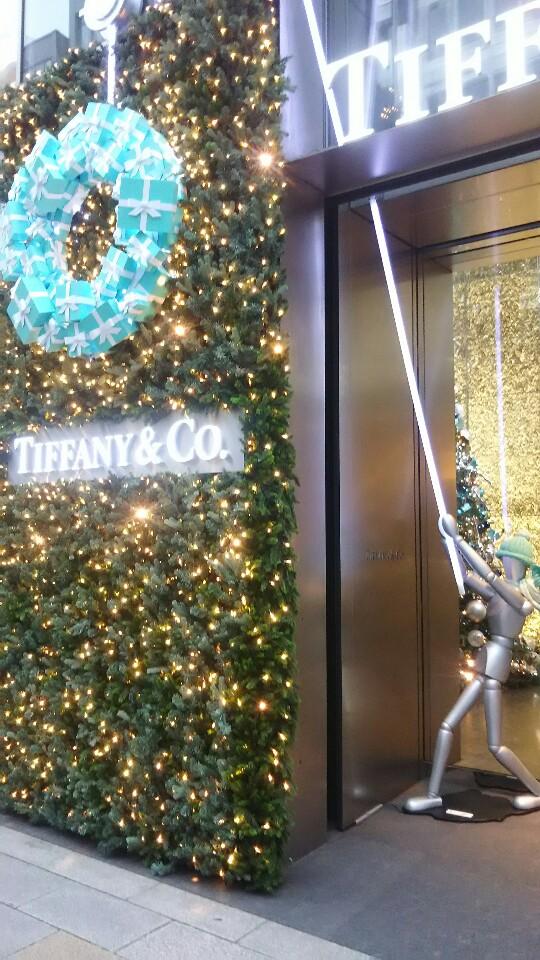 銀座はもうクリスマス