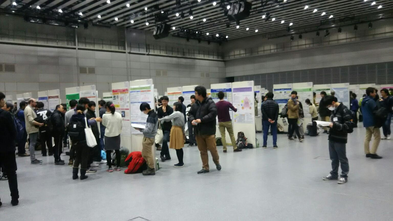 日本生態学会 札幌大会