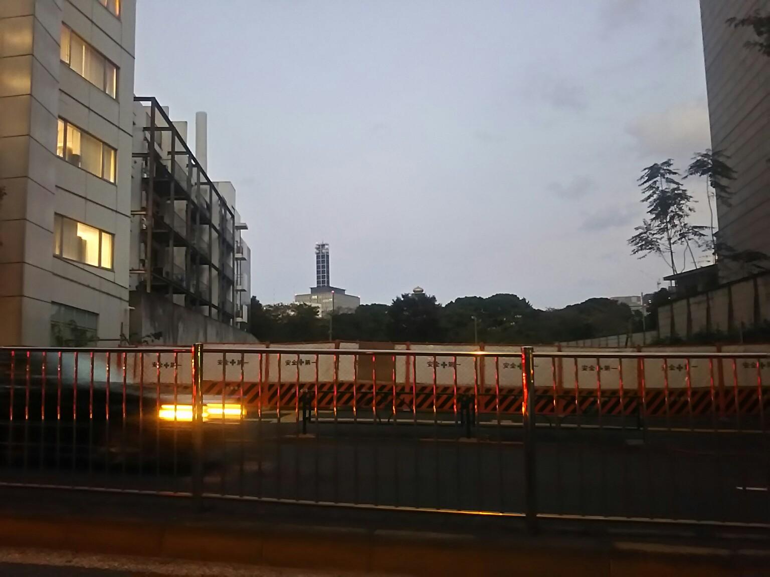 九段坂病院跡地