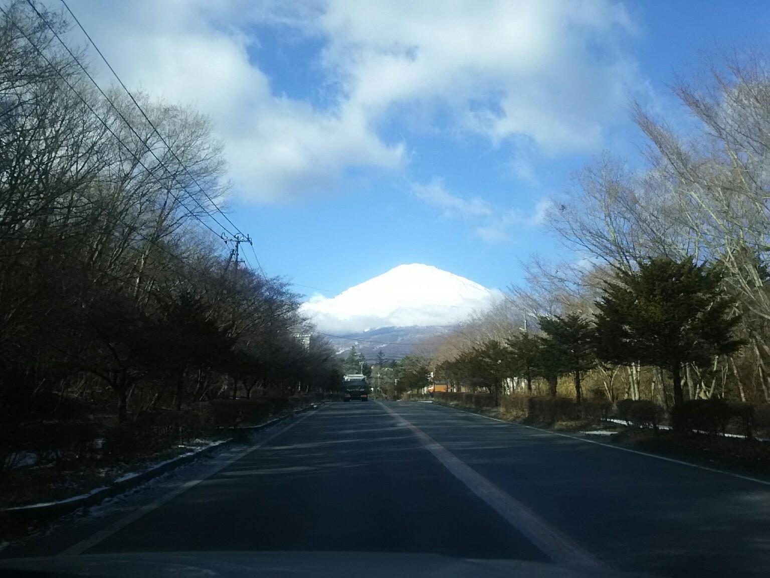 富士山の夢を見れないなら、行けば良い